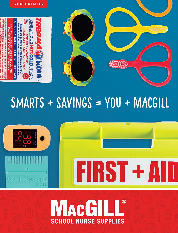 MacGill 2018 Catalog