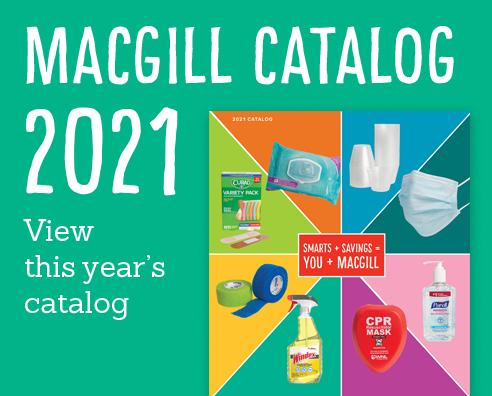 MacGill Current Catalog