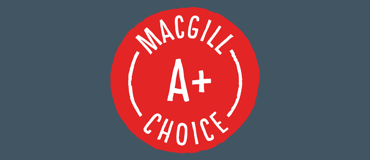 What's a MacGill A+ Choice Product?