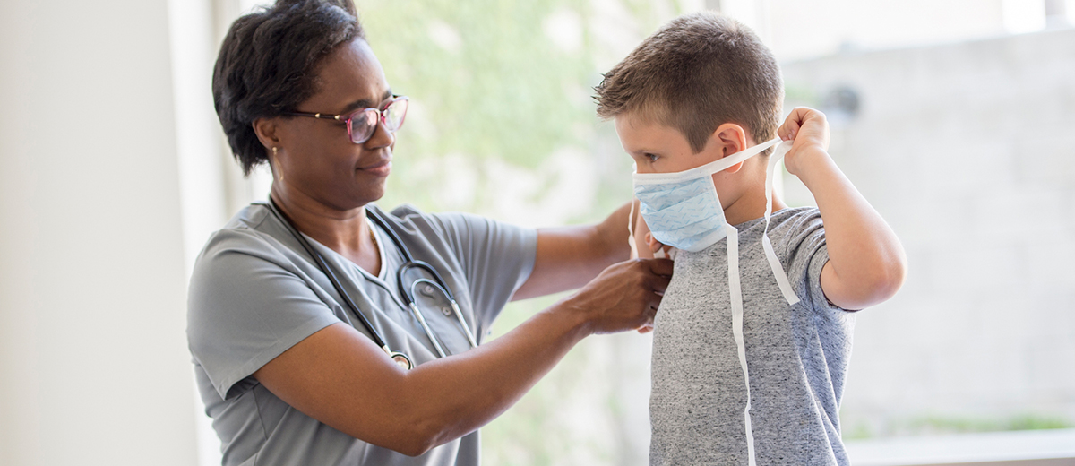 Using Face Masks & Respirators to Prevent the Spread of Illness