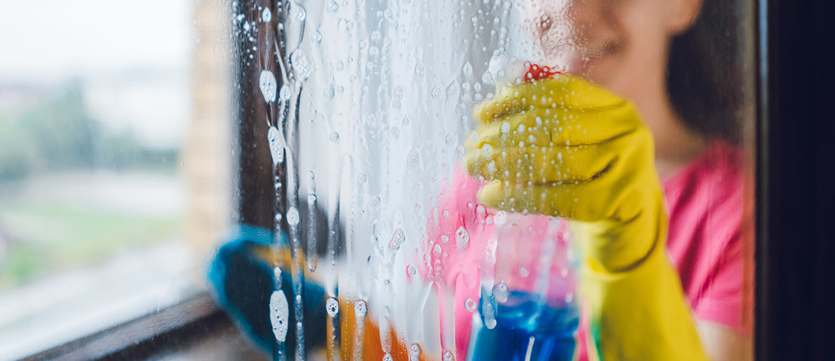 What's the Difference Between Cleaning, Disinfecting and Sanitizing?