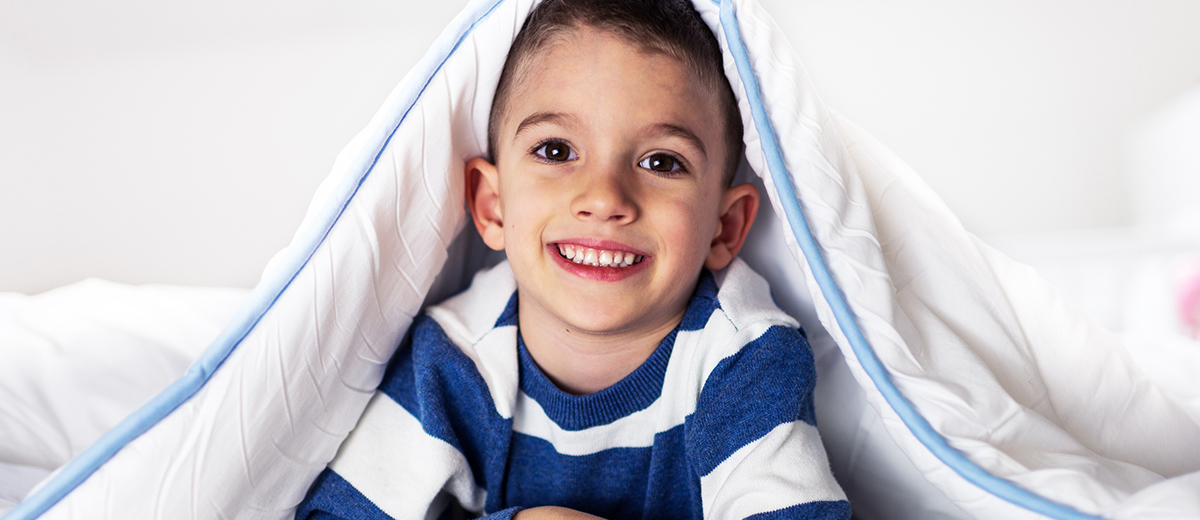 What Are the Benefits of Weighted Blankets for Children?