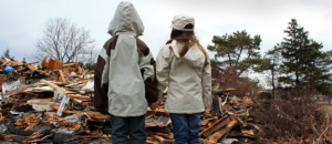 How to help children cope with disasters